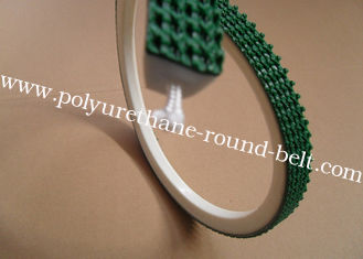 China Green Nylon Kevlar Belts , Reinforced Cord Super Grip Belt supplier