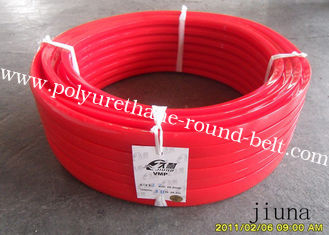 China Red White Green Hardness 90a Pu V Belt 30m Per Roll For Ceramic Production Lines supplier