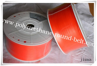 China Abrasion Resistant polyurethane belt Textile And Glass 400 M / Roll supplier