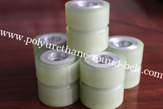 China High Tensile Strength Polyurethane Wheels With Bearings , High Load supplier