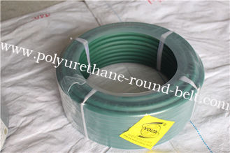 China Rough Polyurethane Round Belt Diameter 12mm Used In Machinery supplier