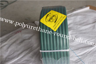 China 50 Mpa Polyurethane Urethane Belt , Round Section Drive Belts For Textile supplier