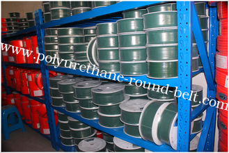 China Tear - Strength PU Rough urethane round belting for Ceramic Industrial supplier
