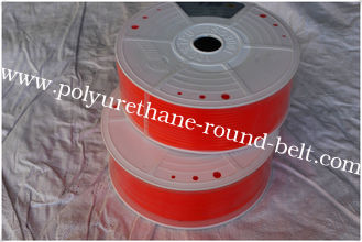 China 5mm PU Belt Transmission Urethane Belting Good Resistance To Fuel supplier
