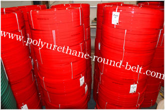 China C - 22mm Polyurethane V Belt Wear Resistant 90A Hardness For Ceramic Industry supplier