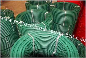 China Flexure resistant  2mm - 20mm 100% pu round belt For packing supplier