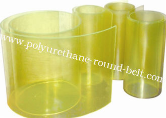 China Industrial Polyurethane Rubber Sheet supplier