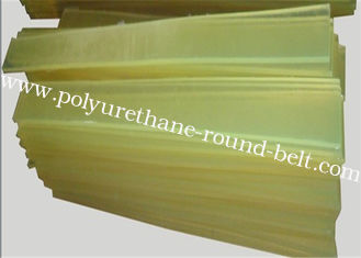 China 0.5-20mm thickness Industrial Anti-pressing and Abrasion resistance PU Polyurethane Rubber Sheet and Board supplier