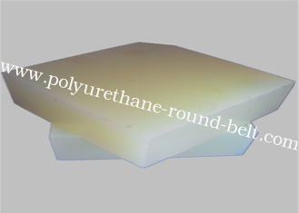 China Industrial Cushion with Anti-pressing PU Polyurethane Rubber Sheet and Board supplier