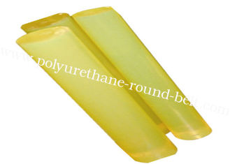 China Electric insulation and Abrasion Resistance PU Polyurethane Rubber Solid round Bar Rod, Polyurethane Rubber Sheet supplier