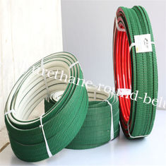 China 90A Profile A -13 B -17 C -22 Super Grip Belt Red Urethane V Belts 30 Meter / Roll supplier