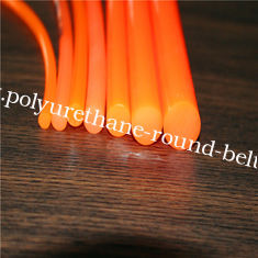 China Duable Polyurethane Round Belt , Urethane Conveyor Belt Excellent Abrasion Resistance supplier