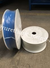 China High Tensile Strength PU And PVC Guide In Blue Color For Transmission Industry supplier