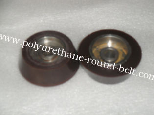 China PU Industrial Coating Polyurethane Rollers and Wheels Replacement for Conveyor supplier