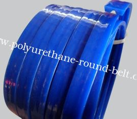 China Oil Resistance Parallel Belt PU Polyurethane For Industrial Conveyor supplier