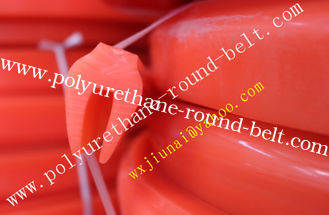 China Industrial Extruded Polyurethane , U Profile Conveyor Belt Replacement supplier