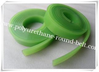 High Solvent Screen Printing Squeegee Gum Rubber For Ceramic Industry