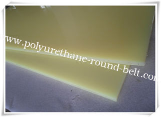 China Wear Resistant Polyurethane Rubber Sheet Hardness 50 Shore A ~ 95 Shore A supplier