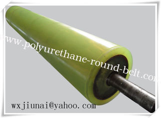 China Pu Rubber Polyurethane Rollers Printing With Excellent Mechanical Properties supplier