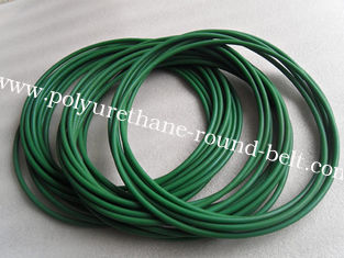 China Any Color 2mm-20mm diameter  Polyurethane Round Belt For PU Transmission supplier