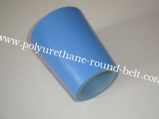 China Blue Polyurethane Rollers  PU Polyurethane Coating  Industrial Transmission supplier