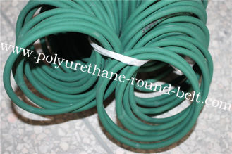 High Tensile Oils Fuels PU Round Belt Tear Strength Resistance