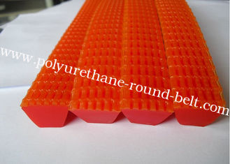 China Red Corrugated Grip Belt for Textile Easy Jointed Other Characteristics supplier