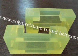 China Abrasion Resistance Industrial Polyurethane Coating Parts Bushing Replacement / Polyurethane Parts supplier