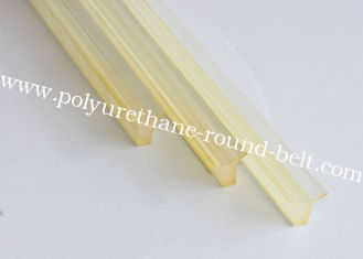 China Industrial Extruded Polyurethane PU L Profile Conveyor Belt Replacement supplier