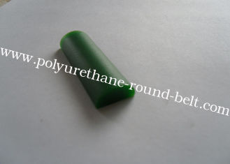 China Solvent Resistant Industrial Extruded Polyurethane Semi-circle Profile Belt supplier