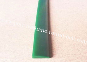 China OEM Industrial Extruded Polyurethane Triangle Profile Strip Belt Replacement supplier