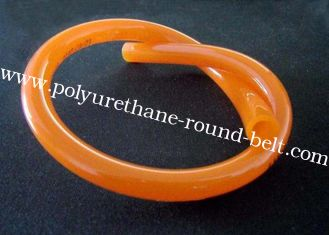China Elastic Polyurethane Air Pneumatic Tubing with 95 shore A to 98 shore A Hardness Polyurethane Tubing supplier