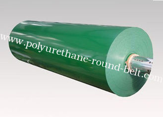 China Industrial Anti-static Flat PVC Conveyor Belt Replacement 80-300N/mm supplier