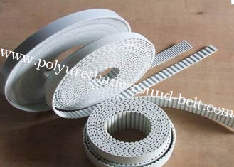 China Industrial Open Ended Pu Timing Belt Replacement For Conveyor , ROHS Pass supplier
