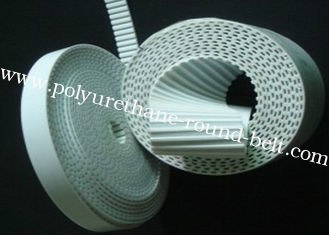 China Open Ended Anti Aging PU Polyurethane Timing Belts for Conveyor supplier