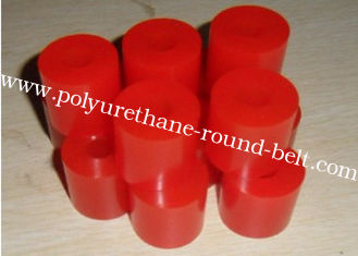 China Aging Resistance Polyurethane Parts Industrial Polyurethane Coating Parts Bushings Replacement supplier