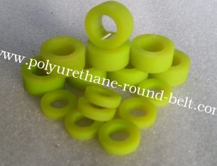 China Industrial Abrasion Resistance PU Polyurethane Coating Parts, Polyurethane Parts supplier