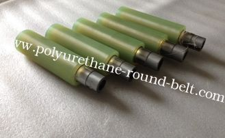 China Industrial Abrasion Resistant PU Polyurethane Rollers Wheels Replacement supplier
