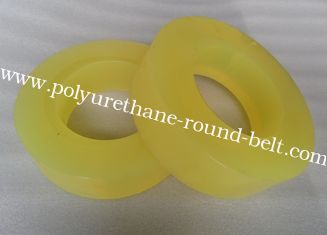 China Injection Polyurethane Bushing Replacement Erosion Resistant Polyurethane Parts supplier