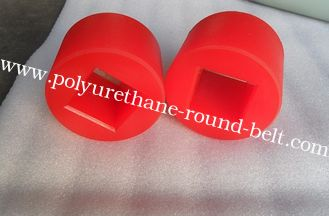 China Hardness Shore 35 - 98A High Performance Aging Resistant Polyurethane Parts supplier
