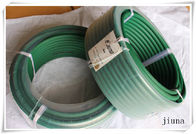 China Green PU Polyurethane Round Belt 8mm Diameter For Industrial Transmission factory