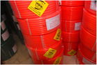 China Diameter 12mm Orange Urethane Round Belt Surface Smooth Import Raw Material factory