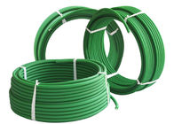 China OEM- Custom-made Diameter 6mm Nylon,kevlar cord belts Reinforced Cord polyurethane belts / Kevlar Belts factory
