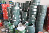 China Green  85A  Rough  Polyurethane Round Belt  Resistance To Oils, Fuels,And Oxygen factory