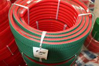 Corrugated Belt PU Vee Super Grip Belt with Top Green PVC Surface
