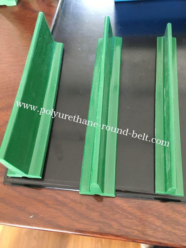 t profile back plate pu pvc for conveyor belts. Black Bedroom Furniture Sets. Home Design Ideas