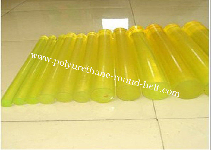 PU Polyurethane Rubber Round Bar Rod Hardness 60 Shore A 98 Sheet