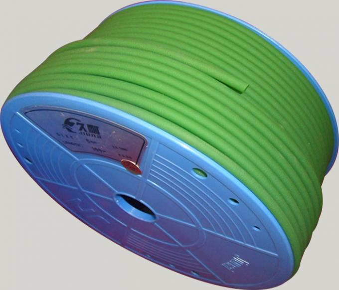3m - 12mm Round rubber conveyor Belt / industrial belt Recyclable