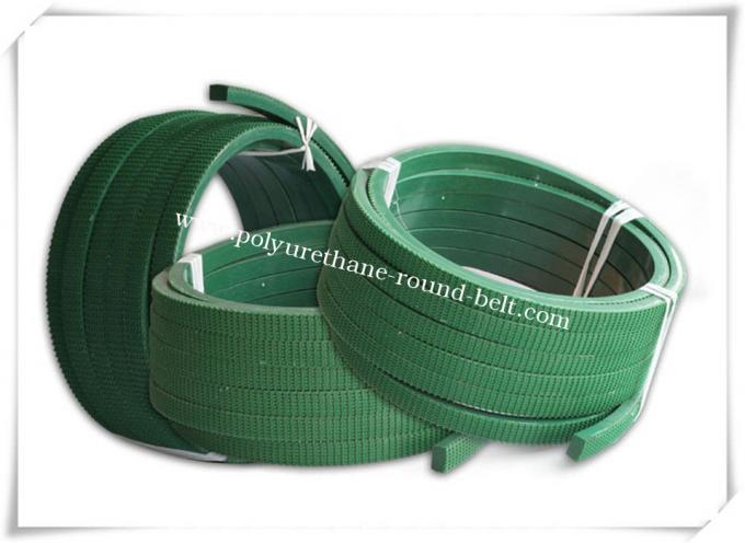 Packing Industry PU extruded belt Corrugated High Temperature Resistant
