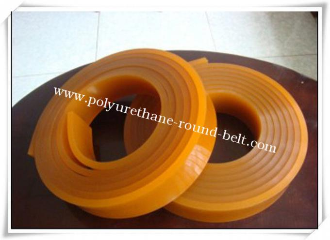 Wear Resistant Screen Printing Squeegee Huper Solvent For Screen Printing